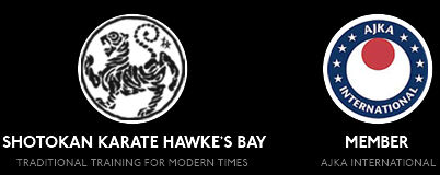 Shotokan Karate Hawkes Bay